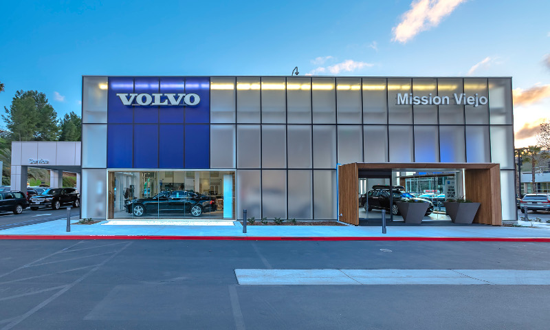 Volvo Mission Viejo >> Matson Architects Inc Serving Los Angeles And Orange County